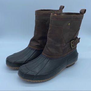 LUCKY BRAND Weendie duck bill boots